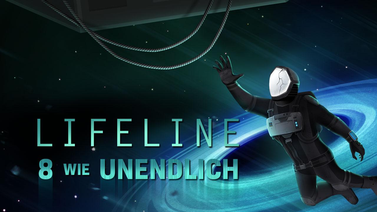 """Endlich da! Lifeline: """"8 wie unendlich"""""""