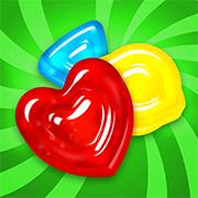Um die Welt mit Gummy Drop!