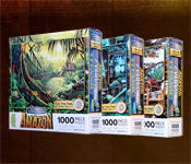 Hidden Expedition Jigsaw Puzzles