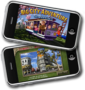 Big City Adventure: San Francisco Available for iPhone, iPod and iPad