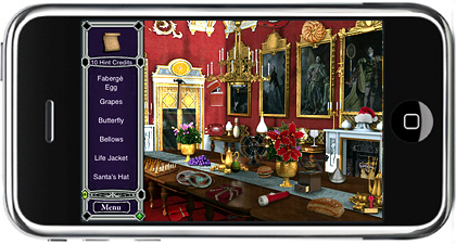 Hidden Mysteries Buckingham Palace for iPhone