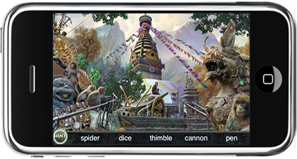 Hidden Expedition Everest for iPhone