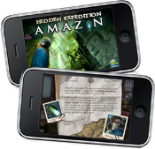 Hidden Expedition: Amazon for iPhone