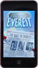Hidden Expedition Everest for the iPhone