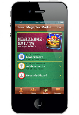 Megaplex Madness: Now Playing for iPhone Screenshot 1