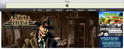 Nick Chase: A Detective Story for iPhone