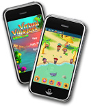 Virtual Villagers: A New Home Available for the iPhone