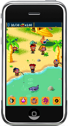 Virtual Villagers for iPhone