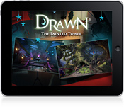 Win an iPad and a Copy of Drawn: The Painted Tower!