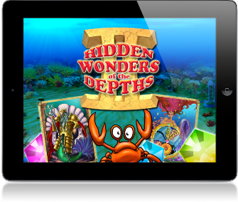 Hidden Wonders of the Depths 2 HD for iPad