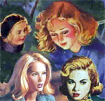 Leading Lady, Nancy Drew