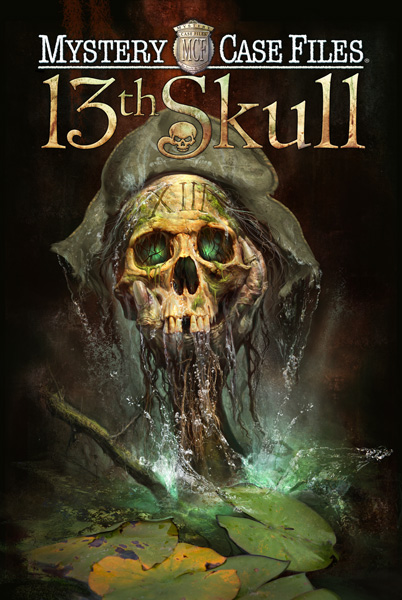 Mystery Case Files: 13th Skull Box Art
