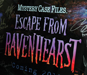 Escape from Ravenhearst Release