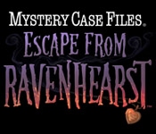 Mystery Case Files: Escape from Ravenhearst Logo