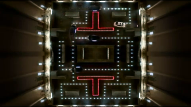 Chevy Cruze Pac-Man 4