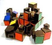 Rubiks Cube Frustration
