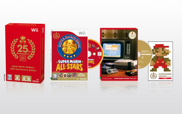 Super Mario 25th Anniversary Edition