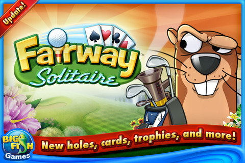 Faiway Solitaire Screenshot